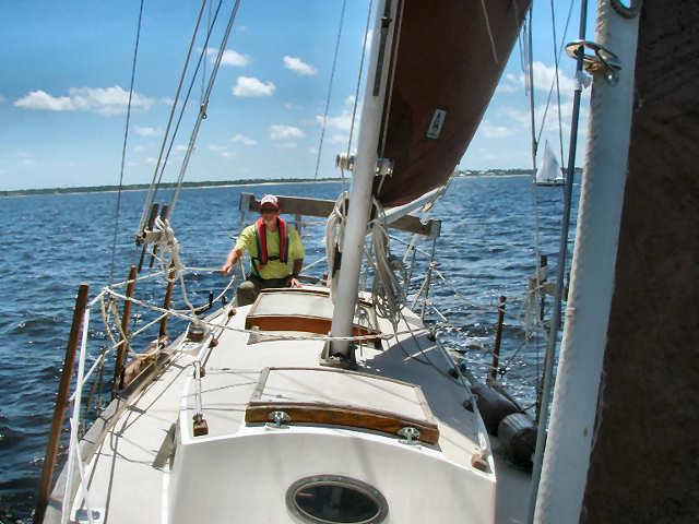 Sailing Talofa Lee
