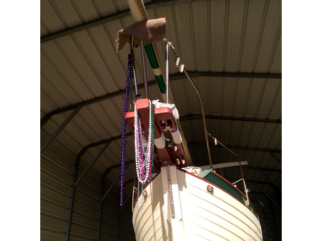 Beads on the bow