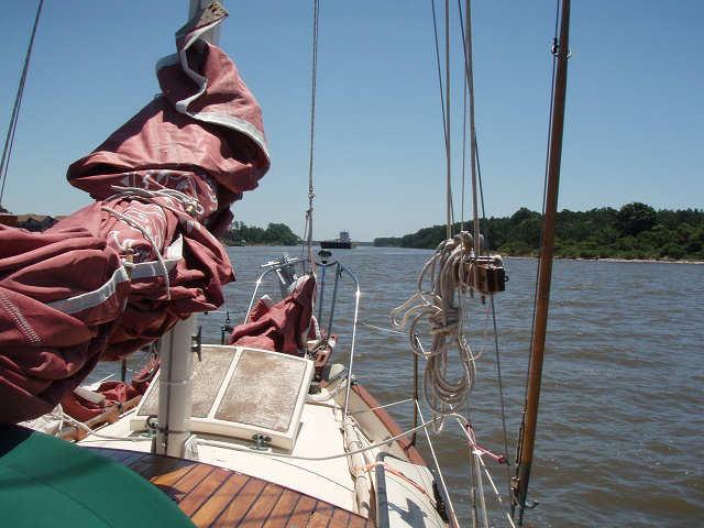 ICW Barge